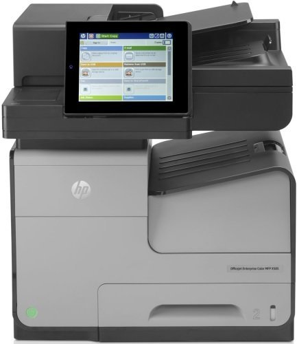 HP Officejet Enterprise Color Flow X585z Printer