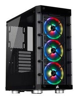 Corsair iCUE 465X RGB Mid Tower Computer Case