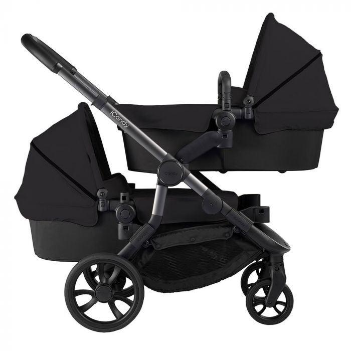 iCandy Orange Twin Stroller
