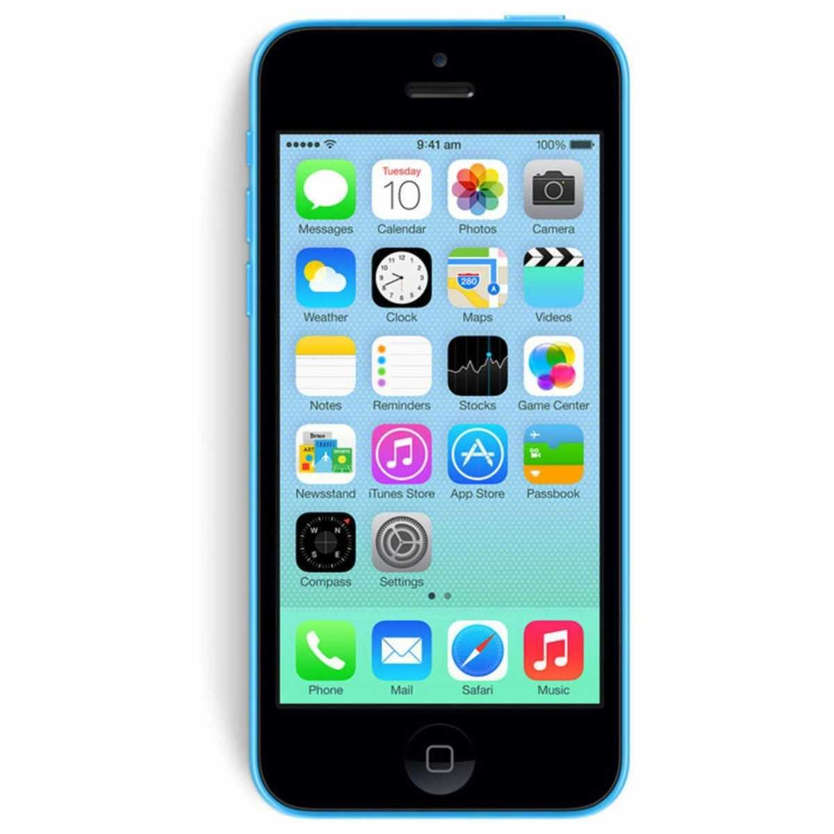 Apple iPhone 5C Refurbished Mobile Phone
