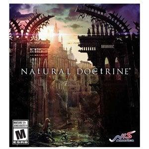 NIS Natural Doctrine PS4 Playstation 4 Games