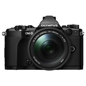 Olympus OM-D E-M5 Mark II Digital Camera