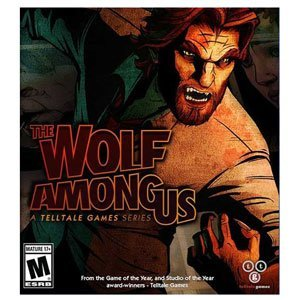 Telltale Games The Wolf Among Us Xbox One Games