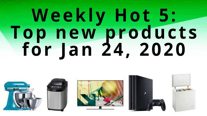 Getprice's Weekly Hot 5 - June 05, 2020