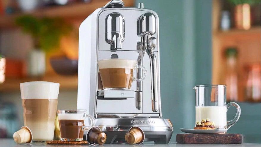 Capsule coffee machines compared