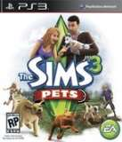 SIMS 3 PETS (PS3 Game)