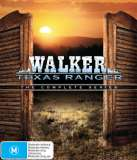 WALKER TEXAS RANGER - COMPLETE BOX SET