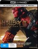 Hellboy 2 (4K UHD Blu Ray)