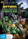 DC - Batman Vs Ninja Turtles