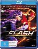 Flash - Complete Season 5 (Blu Ray)