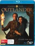Outlander - Complete Season 5 (Blu Ray)