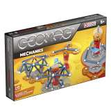 GEOMAG Mechanics 146 Piece Magnetic Motion Building Set
