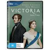 Victoria (2017) - Series 1-3 DVD Collection