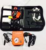 JUMP STARTER 12AH PORTABLE 12V BOOSTER+MINI AIR COMPRESSOR BAKUP