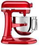 KitchenAid KSM7581 Stand Mixers - Candy Apple Red - 5KSM7581ACA