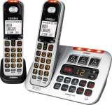 Uniden Sight & Sound Enhanced Cordless Phone - SSE45+1