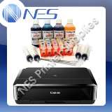 Canon IP7260 Wireless Inkjet Printer+PGI650/CLI651 Edible Ink Kit+Wafer Paper