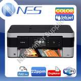 Brother MFC-J4620DW All-in-One Wireless Color Inkjet MFP Printer+Duplex+NFC+FAX