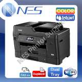 Brother MFC-J6930DW A3/A4 4-in-1 Wireless Inkjet Printer+Duplex+FAX+NFC+Dual Tray
