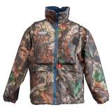 Stormy Life Jacket 180N Camouflage