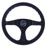 Multiflex Alpha Steering Wheel - Black