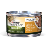 Pro Plan Wet Cat Food Adult Grain Free Chicken Liver Entree 24 X 85g