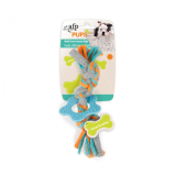 Afp Pups Multi Chew Sweater Rope Each