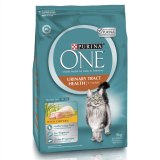 Purina One Adult Urinary Tract Health Chicken Dry Cat Food 3kg