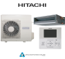 Hitachi Ducted Air Conditioner System RAD-E50YHA / RAC-E50YHA 5.0kW