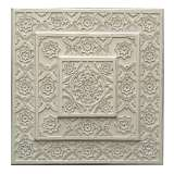 Indore Wooden Wall Art, 90cm, Ivory