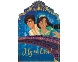 Disney Aladdin Invitations Pk 8