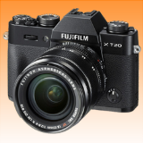 New Fujifilm X-T20 Mirrorless 24MP (18-55mm) Digital Camera Black (FREE INSURANCE + 1 YEAR AUSTRALIAN WARRANTY) - Visit Us For More Color Variant