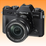 New Fujifilm X-T20 Mirrorless 24MP (16-50mm) Digital Camera Black (FREE INSURANCE + 1 YEAR AUSTRALIAN WARRANTY) - Visit Us For More Color Variant