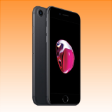 Used as Demo Apple iPhone 7 32GB 4G LTE Black (6 month warranty) - Visit Us For More Color Variant