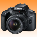New Canon EOS 3000D 18MP (18-55 III) Lens Kits Digital Camera (PRIORITY DELIVERY + FREE ACCESSORRY)
