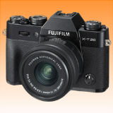 New Fujifilm X-T20 Mirrorless 24MP (15-45mm) Digital Camera Black (FREE INSURANCE + 1 YEAR AUSTRALIAN WARRANTY) - Visit Us For More Color Variant