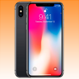 Used as Demo Apple iPhone X 64GB 4G LTE Space Gray Australian Stock (6 month warranty + 100% Genuine) - Visit Us For More Color Variant