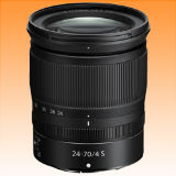 New Nikon NIKKOR Z 24-70mm f/4 S Lens (PRIORITY DELIVERY) - Visit Us For More Color Variant