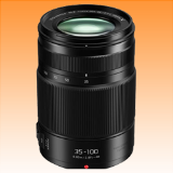 New Panasonic Lumix G X Vario 35-100mm F2.8 II Asph OIS Lens (PRIORITY DELIVERY) - Visit Us For More Color Variant