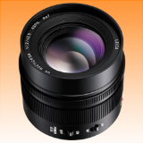 New Panasonic Leica DG 42.5mm F/1.2 ASPH Power OIS Lens (PRIORITY DELIVERY)