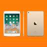 Used as demo Apple iPad Mini 4 128GB Wifi Gold (100% GENUINE + 6 MONTHS WARRANTY)