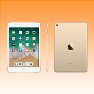 Used as demo Apple iPad Mini 4 64GB Wifi Gold (100% GENUINE + 6 MONTHS WARRANTY)