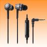 New Audio-Technica ATH-CKR50iS In-Ear Headphones Black (1 YEAR AU WARRANTY + PRIORITY DELIVERY) - Visit Us For More Color Variant