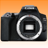 New Canon EOS 250D Body Only Kit Box Black Digital Cameras (FREE INSURANCE + 1 YEAR AUSTRALIAN WARRANTY) - Visit Us For More Color Variant